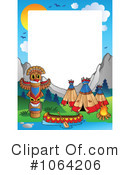 Native American Clipart #1064206