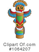 Royalty-Free (RF) Native American Clipart Illustration #1064207