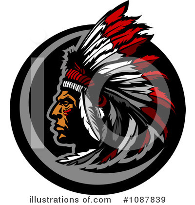 Chief Clipart #1087839 by Chromaco