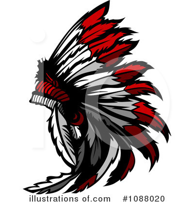 Chief Clipart #1088020 by Chromaco