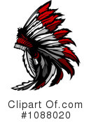 Royalty-Free (RF) Native American Clipart Illustration #1088020
