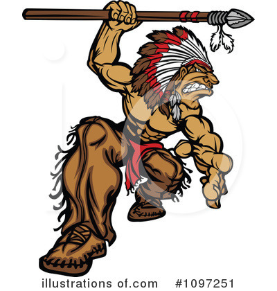 Chief Clipart #1097251 by Chromaco