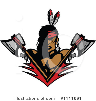 Chief Clipart #1111691 by Chromaco