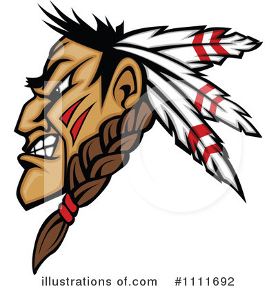 Chief Clipart #1111692 by Chromaco