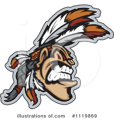 Chief Clipart #1119869 by Chromaco