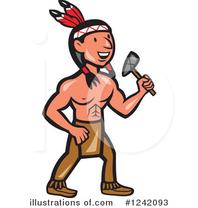 Chief Clipart #1242093 by patrimonio