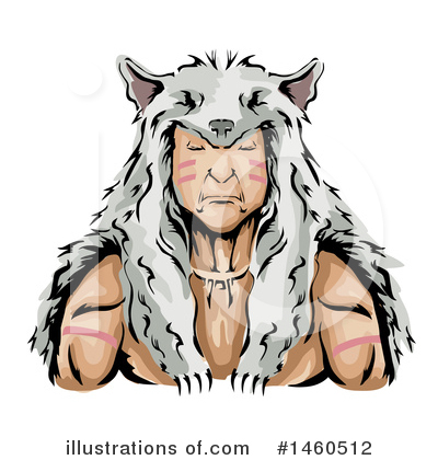 Wolf Clipart #1460512 by BNP Design Studio
