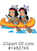 Native American Clipart #1462749 by visekart