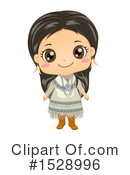 Native American Clipart #1528996 by BNP Design Studio