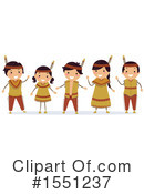 Native American Clipart #1551237