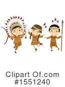 Native American Clipart #1551240