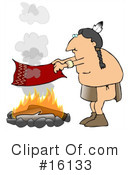 Native American Clipart #16133 by djart