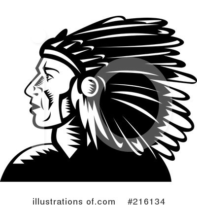 Chief Clipart #216134 by patrimonio