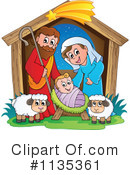 Nativity Clipart #1135361