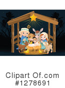 Nativity Clipart #1278691