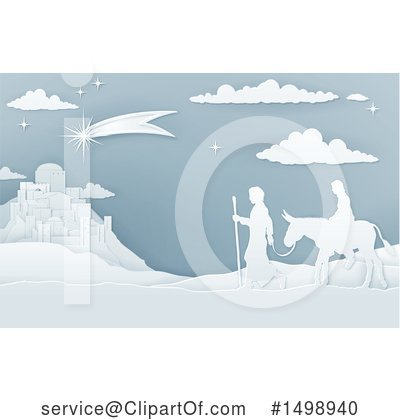 Royalty-Free (RF) Nativity Clipart Illustration by AtStockIllustration - Stock Sample #1498940