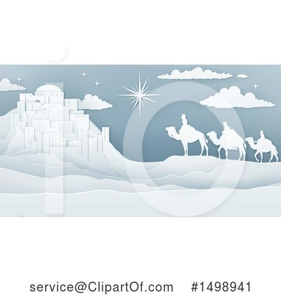 Nativity Clipart #1498941 by AtStockIllustration