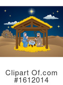 Nativity Clipart #1612014 by AtStockIllustration