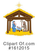 Nativity Clipart #1612015 by AtStockIllustration