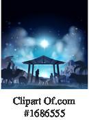 Nativity Clipart #1686555 by AtStockIllustration