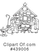 Nativity Clipart #439006