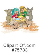 Nativity Clipart #75733