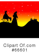 Nativity Scene Clipart #66601