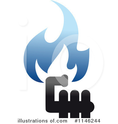 Gas Clipart #1146244 by Vector Tradition SM