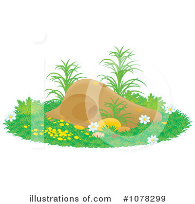 Mole Clipart #1078299 by Alex Bannykh