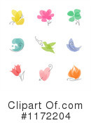 Royalty-Free (RF) Nature Clipart Illustration #1172204
