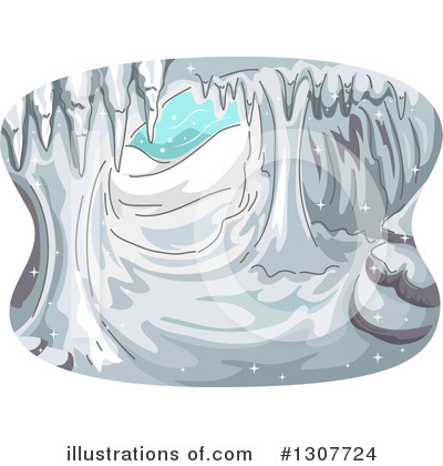 Icicles Clipart #1307724 by BNP Design Studio