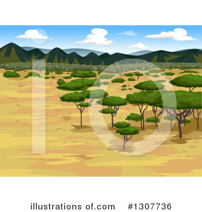 Safari Clipart #1307736 by BNP Design Studio