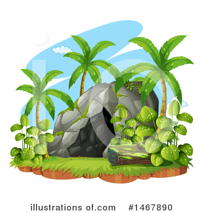 Royalty-Free (RF) Nature Clipart Illustration by Graphics RF - Stock Sample #1467890