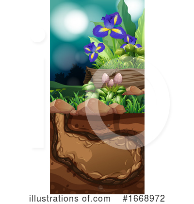 Royalty-Free (RF) Nature Clipart Illustration by Graphics RF - Stock Sample #1668972