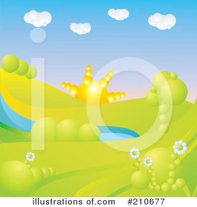 Sunshine Clipart #210677 by MilsiArt