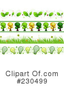 Royalty-Free (RF) nature Clipart Illustration #230499