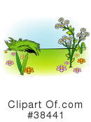 Royalty-Free (RF) Nature Clipart Illustration #38441