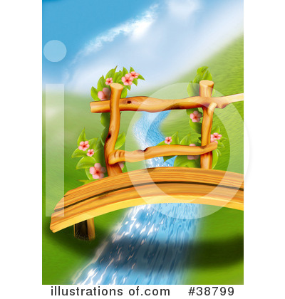Royalty-Free (RF) Nature Clipart Illustration by dero - Stock Sample #38799
