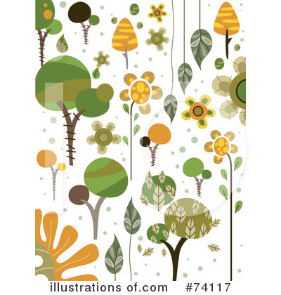 Royalty free rf nature clipart illustration by bnp design studio