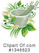 Royalty-Free (RF) Naturopathic Clipart Illustration #1346623