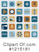Nautical Clipart #1215181 by Eugene