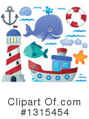 Nautical Clipart #1315454