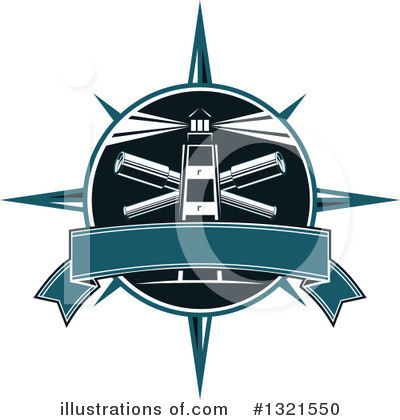 Royalty-Free (RF) Nautical Clipart Illustration by Vector Tradition SM - Stock Sample #1321550