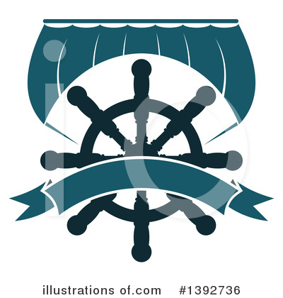 Nautical Clipart #1392736 by Vector Tradition SM