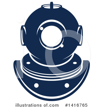 Helmet Clipart #1416765 by Vector Tradition SM