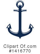 Nautical Clipart #1416770 by Vector Tradition SM