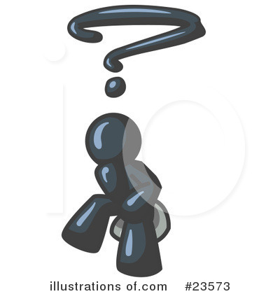 Question Mark Clipart #23573 by Leo Blanchette