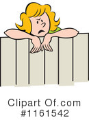 Royalty-Free (RF) Neighbor Clipart Illustration #1161542