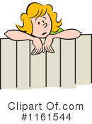 Royalty-Free (RF) Neighbor Clipart Illustration #1161544