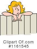 Royalty-Free (RF) Neighbor Clipart Illustration #1161545